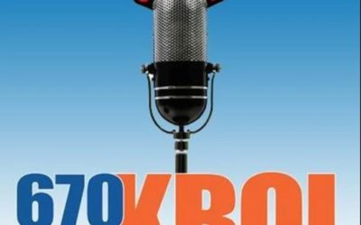 Dotti Owens on Idaho Talks Live 670 KBOI
