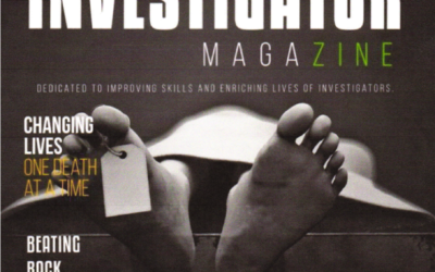 Dotti Owens Featured in National Death Investigator Magazine