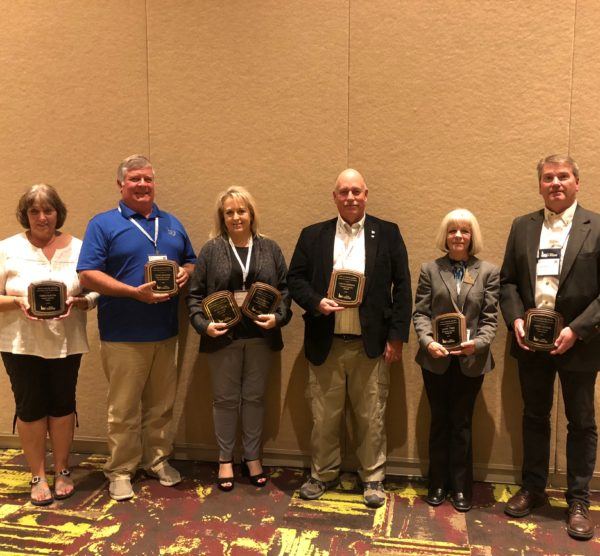 Dotti Wins Second Mills Adler Award from Idaho Association of Counties